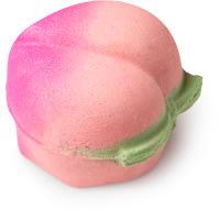 Peachy bomba de banho