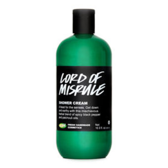 Lord of Misrule shower cream