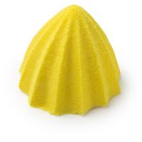 not sleepy bomba de ducha en forma de exprimidor color limón