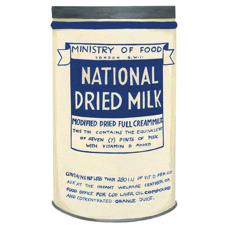 National Dried Milk