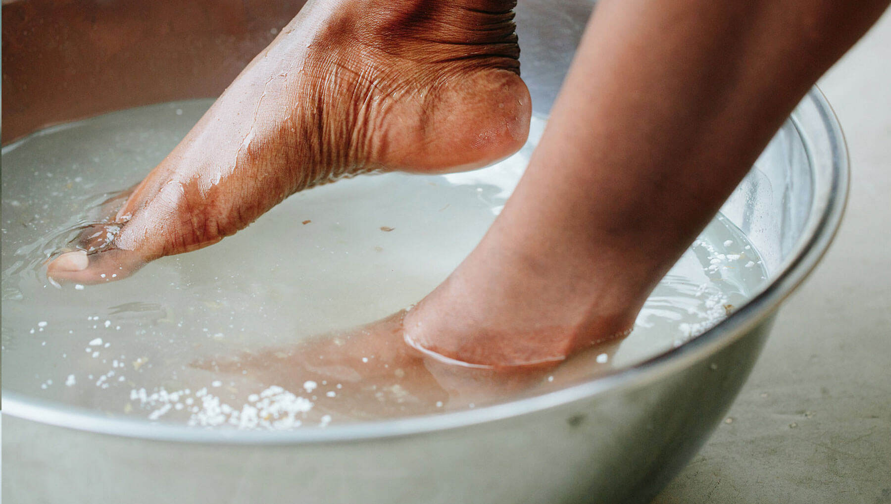 Lush Foot Soak And Fancy Free - Soins Pieds