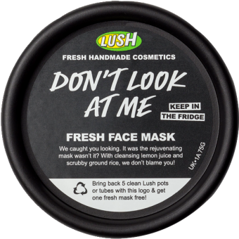 Don't Look at Me Maschera Fresca Lush