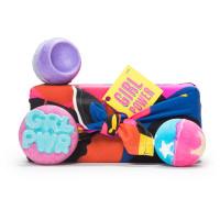 web girl power knot wrap gift
