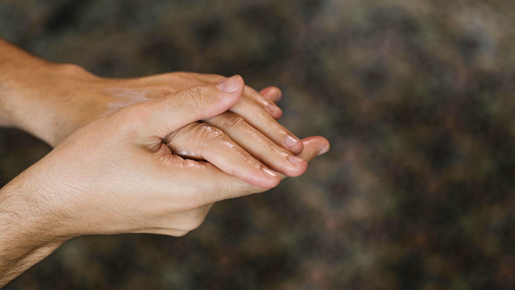 Belohne hart arbeitende Hände mit sanfter, reichhaltiger Creme