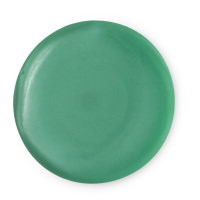 a green solid perfume