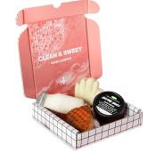 Clean & Sweet - Trattamento mani dolce e delicato