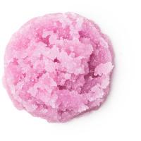 sugar plum fairy exfoliante labial de edición limitada de navidad de color púrpura