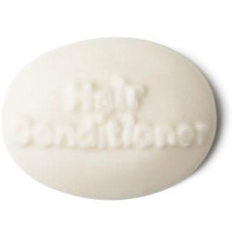Big é um dos condicionadores de cabelo sólido Branco com sal marinho