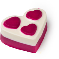 Polyamorous - Olio da bagno a forma di cuore