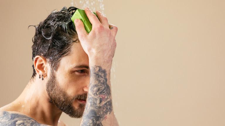 Cafe Vegan Protein Shampoo