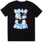 roar back black back swag