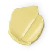 noni i washed the kids é uma das loções de corpo da Lush Vegan de cor amarela com Noni em vez de mel