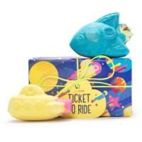 Geschenk zum Baden: Ticket to Ride