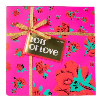Lots Of Love regalo de edición limitada de San Valentín