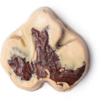 Figs and Leaves é um sabonete suave que está cheio de figos e folhas para te reconfortar em forma de coração