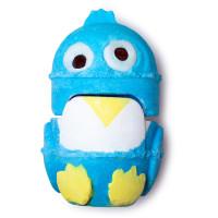 Penguin bomb bomb - Bomba da bagno a forma di pinguino azzurro | Edizione Limitata Natale 2019