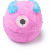 monsters ball halloween bath bomb