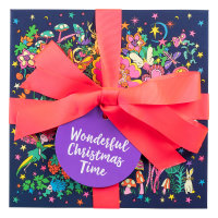 Confezione regalo di Natale Wonderful Christmas Time