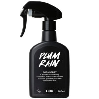 Plum Rain Body Spray LUSH Thailand