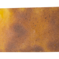 Rectangle brown sand soap