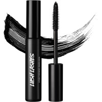a black mascara with brush