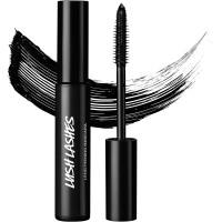 a black mascara with brush