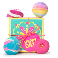 Happy Daze - Confezione regalo da bagno