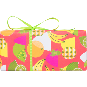 bella frutta gift side view