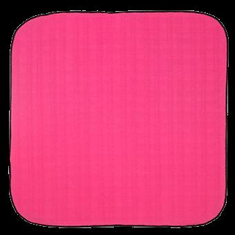 Pink - Parfüm Knot Wrap offen