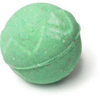 lord of misrule bomba de baño de color verde para celebrar Halloween