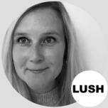 Nathalie Craik - Lush UK Ethical Compliance Team