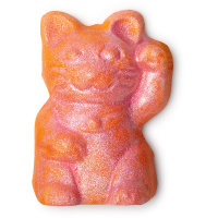 pink cat bubble bar