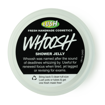shower jelly lush nederland