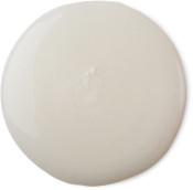 Um circulo branco do gel Ghost para duche com ylang ylang e jasmim