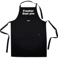 Fresher Then You apron