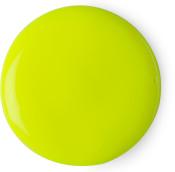 ectoplasm gel de ducha hidratante de edición limitada de Halloween de color amarillo verde