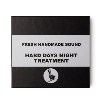 ラッシュ ザ ハードデイズナイト トリートメント CD