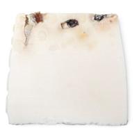 un bloque de color blanco del jabón sultana of soap
