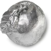 Snow apple é um dos sabonetes de natal exclusivos com a forma de uma maçã prateada