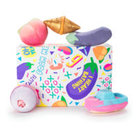 I heart bathing - cadeau saint valentin lush