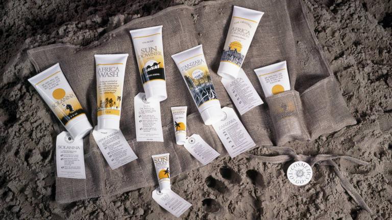 Cosmetics to Go sun care