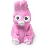 Bunny bomb bomb é um coelho da páscoa cor de rosa para o teu banho ser um doce