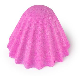 comfort zone bomba de ducha sólido de color rosado
