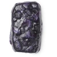 Violettes Stück Seife