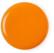 groovy kind of love gel de ducha vegano y cítrico de color naranja