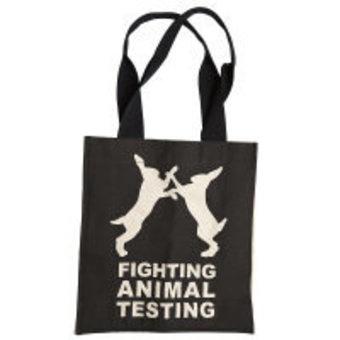 Bolsa Fighting Animal Testing