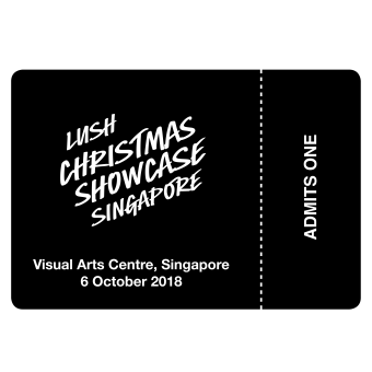 Christmas Showcase 2018 Singapore