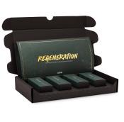 caja de regalo con 4 perfumes de Lush