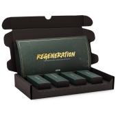 deep green perfume gift set