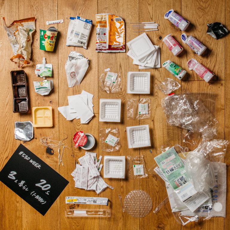 """5月30日の""""ごみゼロ""""の日、ラッシュジャパンのLush Studio Tokyoにて、プラスチックごみの何が問題かを考えるイベントが開催されました"""